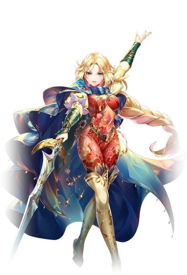 【ロマサガRS】最終皇帝女さんって、アワード限定SSがないと使い勝手どんな感じなの?