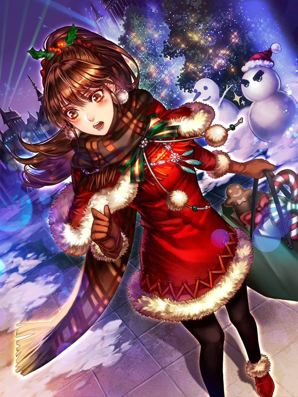 【ロマサガRS】インサガのクリスマスキャラ達がこれってマジ!? ← これはどうなのだ・・?